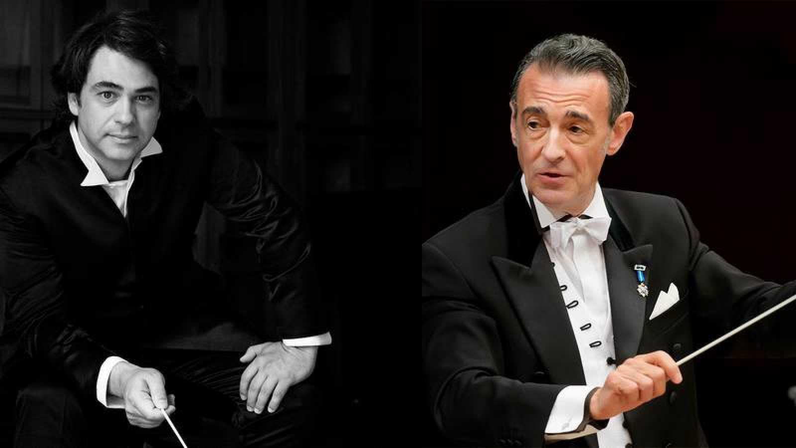 Pedro Amaral y Miguel A. Gómez-Martínez