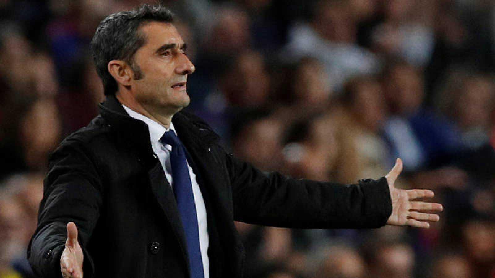 """Valverde califica de """"absurdo"""" el quinto puesto de Messi en el Balón de Oro"""