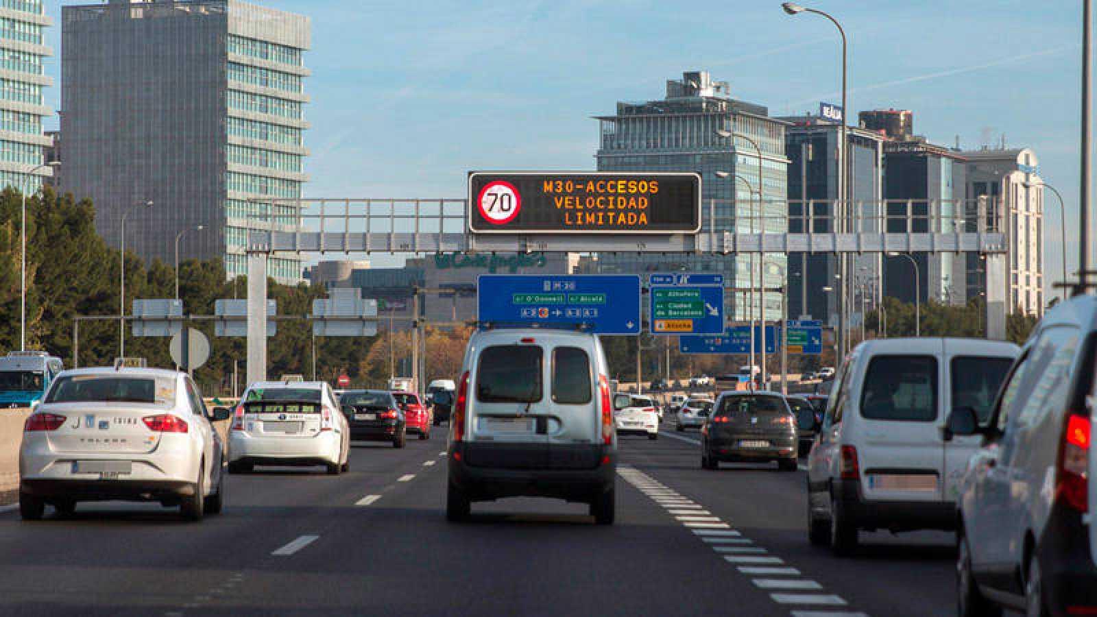 Madrid mantendrá el protocolo anticontaminación este jueves, en pleno puente de la Constitución