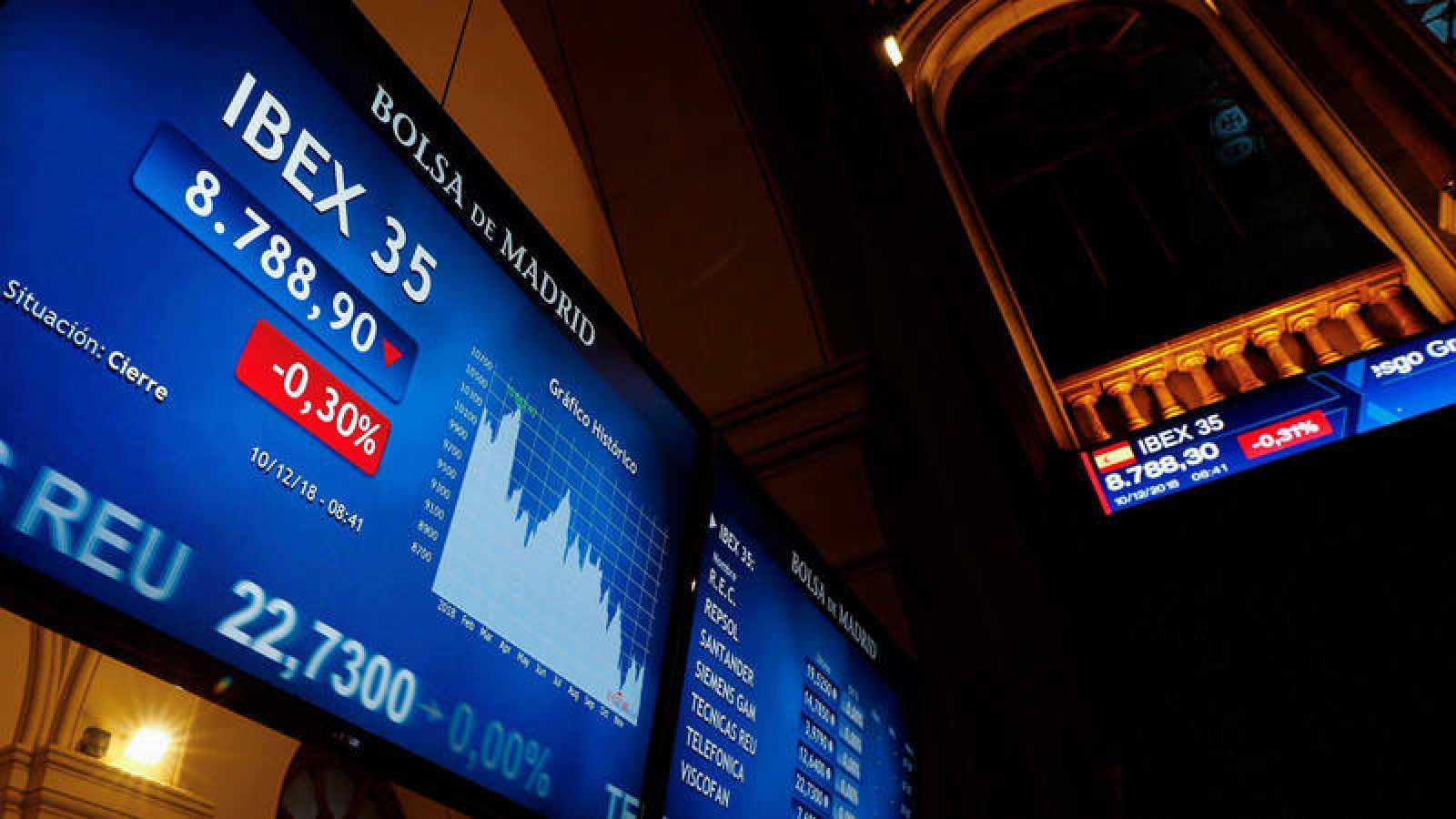 Ence sustituirá a Día en el IBEX a partir del 24 de diciembre