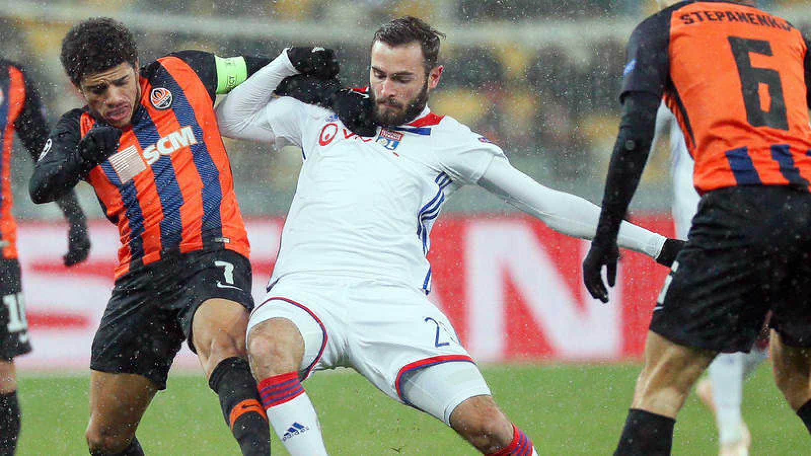 Shakhtar Donetsk - Olympique Lyon