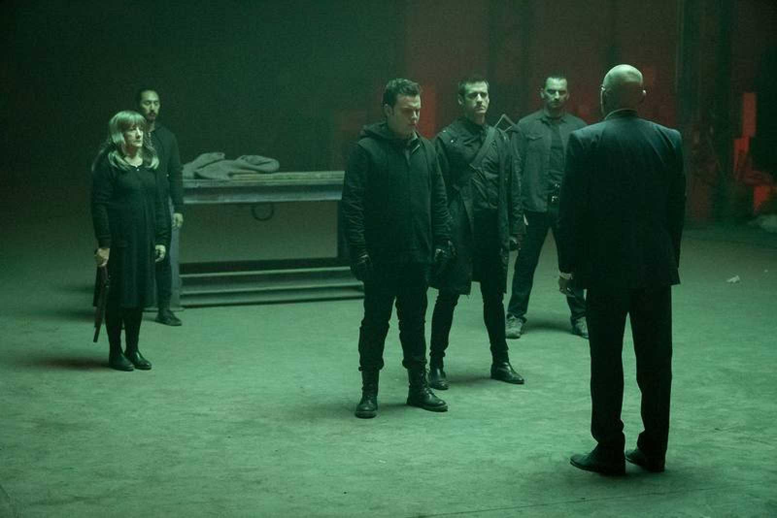 Las fuerzas del mal se desatan en el capítulo final de la segunda temporada de 'Estoy Vivo'