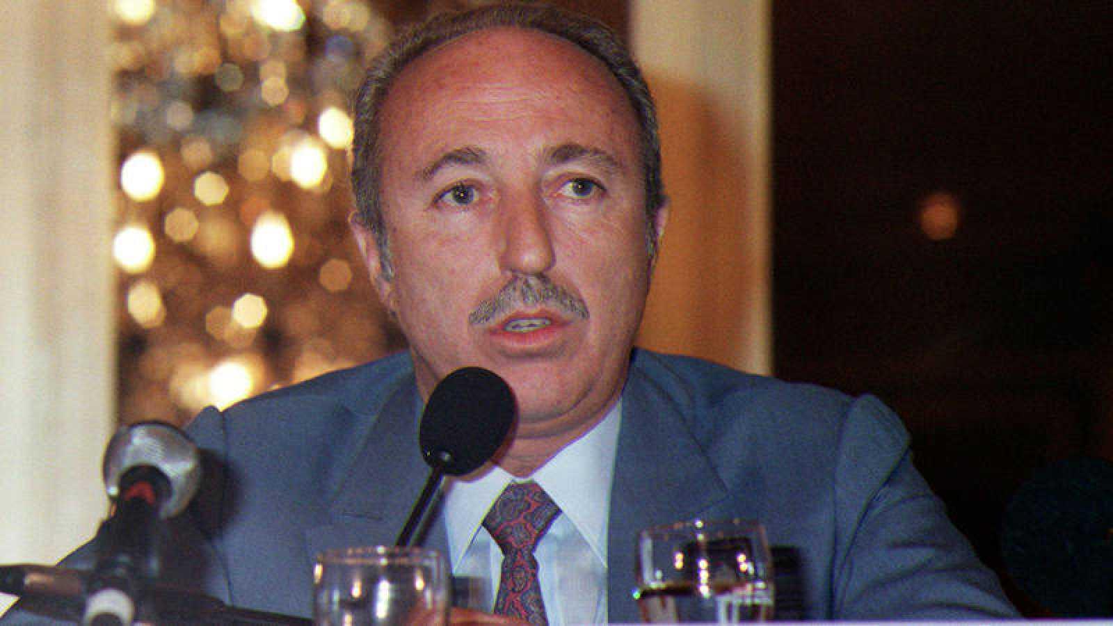 Bernard Darty en una imagen del 5 de marzo de 1988