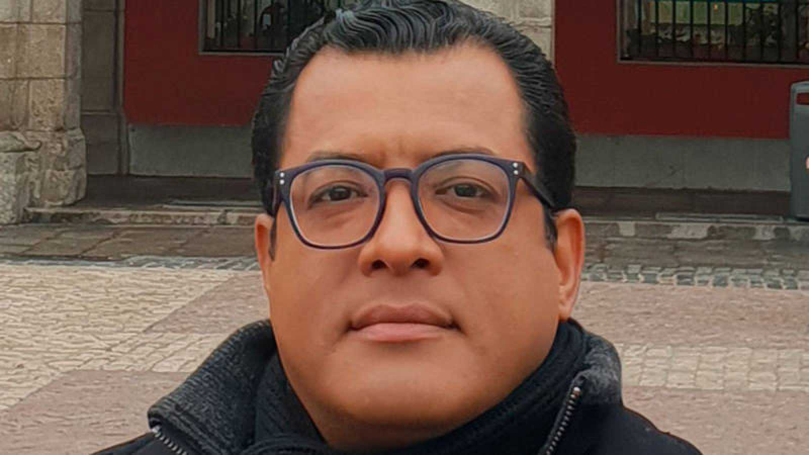 Félix Maradiaga, opositor nicaragüense y defensor de los derechos humanos