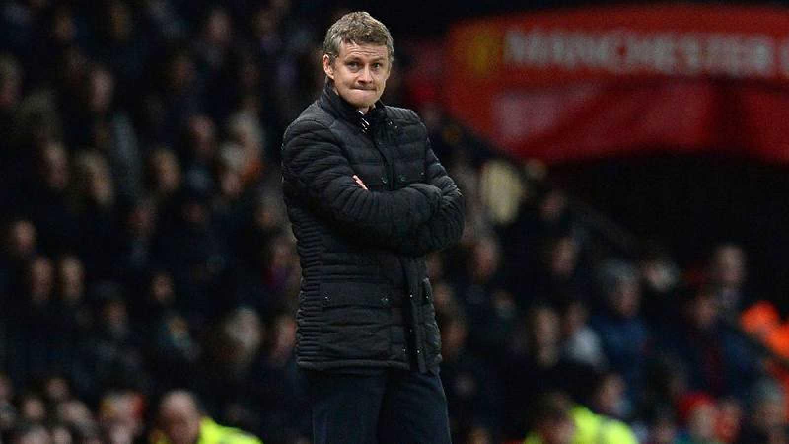 El Manchester United nombra al noruego Solskjaer como entrenador interino