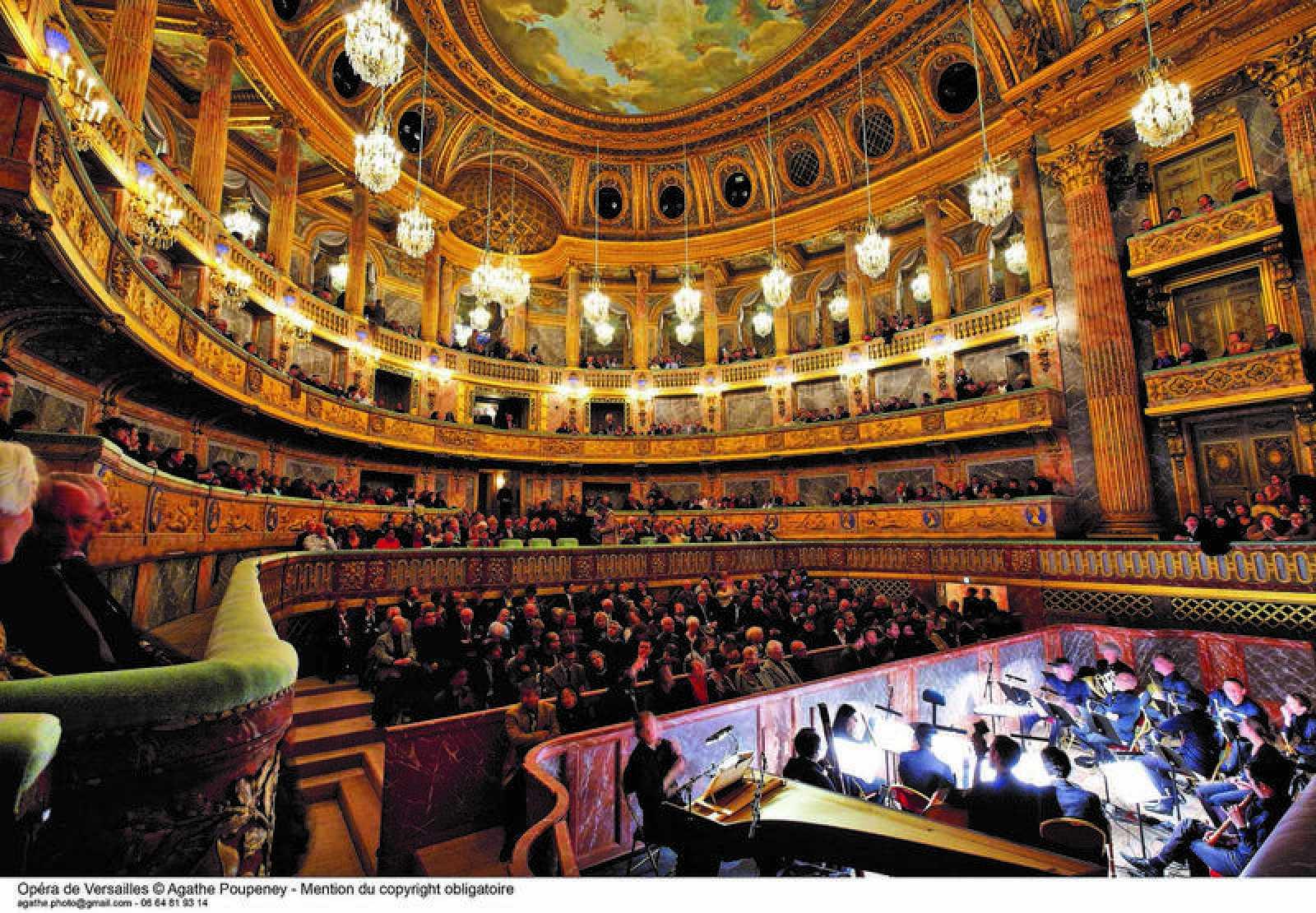 Ópera Real del Palacio de Versalles