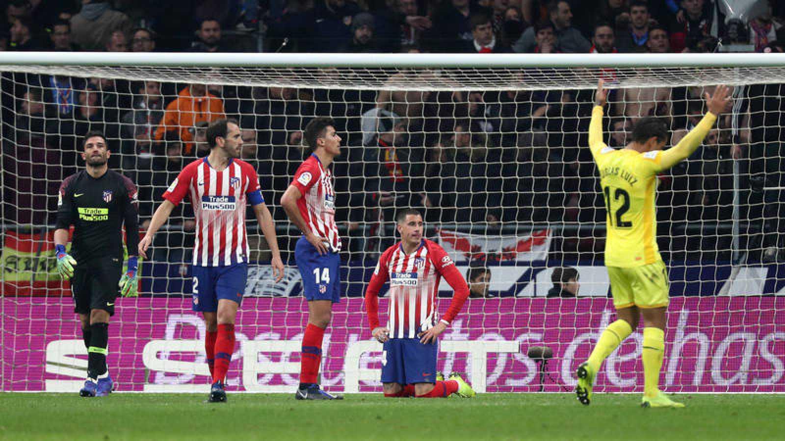 Copa del Rey - Round of 16 - Second Leg - Atletico Madrid v Girona