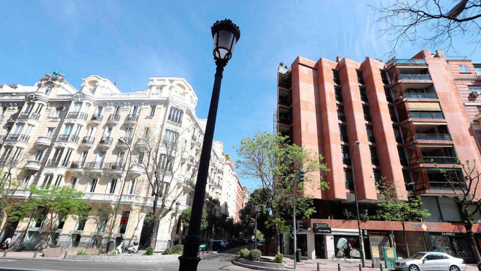 Madrid, uno de los municipios con más renta media disponible de España según la Agencia Tributaria