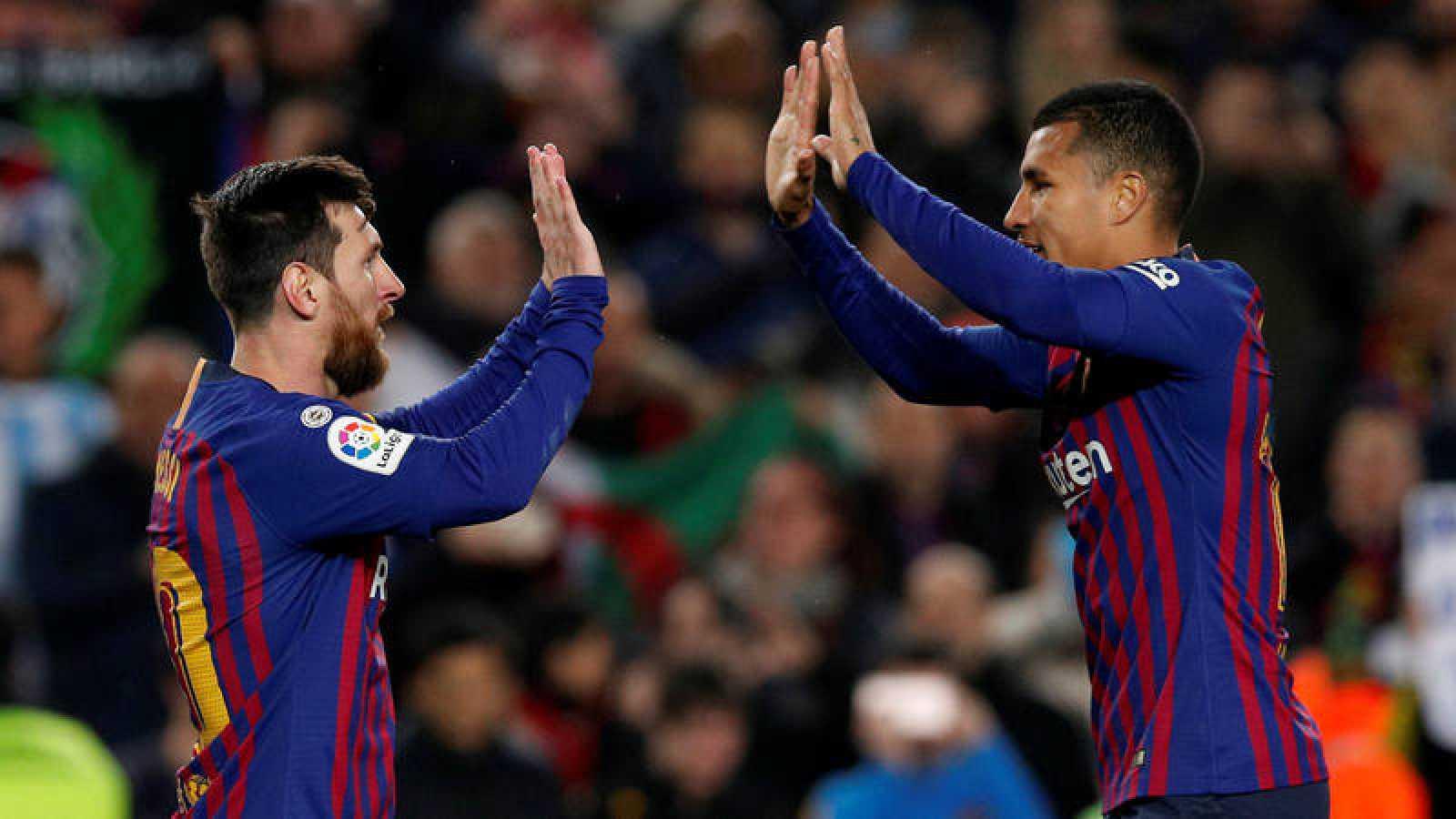 La Federación desestima la denuncia del Levante y el Barça jugará los cuartos de Copa