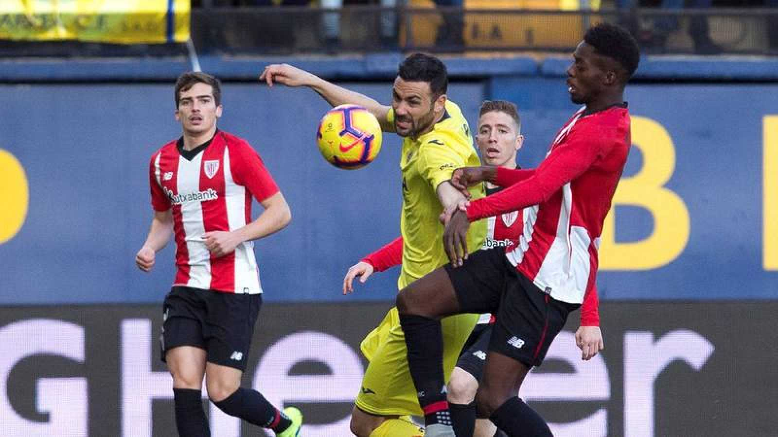 Villarreal y Athletic siguen atascados en la zona baja