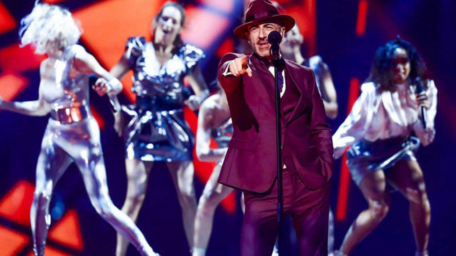 Serhat vovlerá a representar a San Marino en Eurovisión 2019