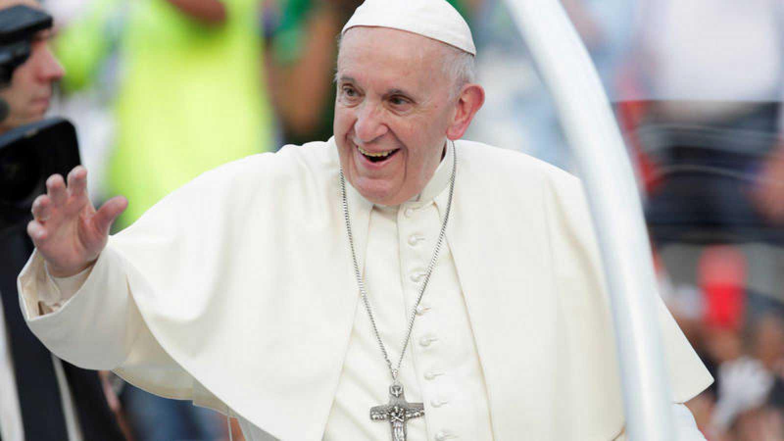 El papa Francisco desata el entusiasmo en una Panamá volcada en la JMJ