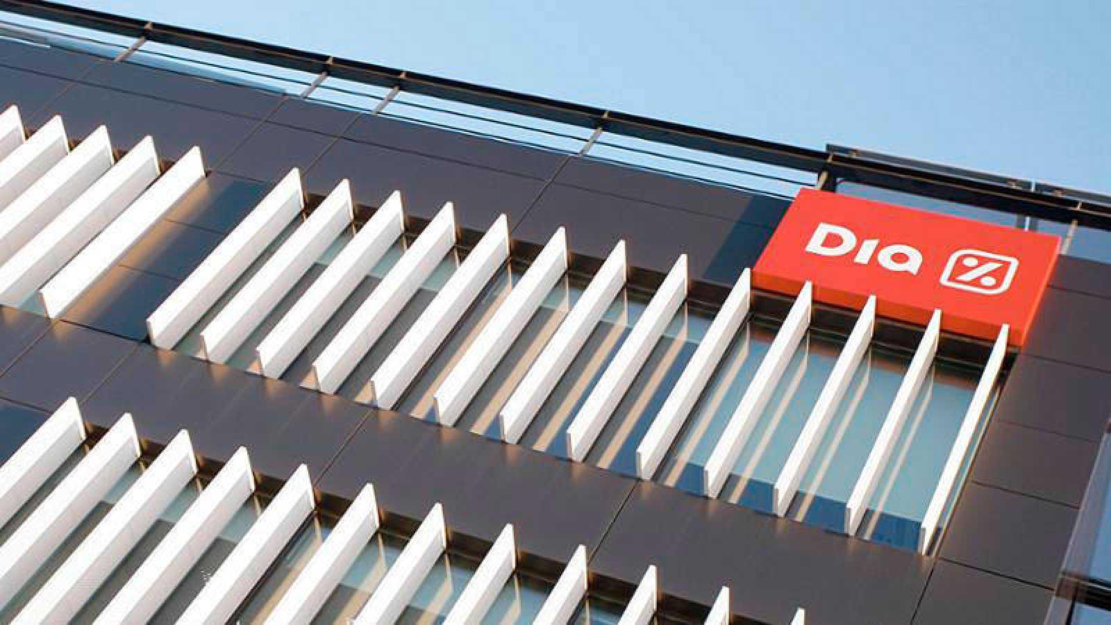 Imagen de archivo de la sede de DIA en Madrid
