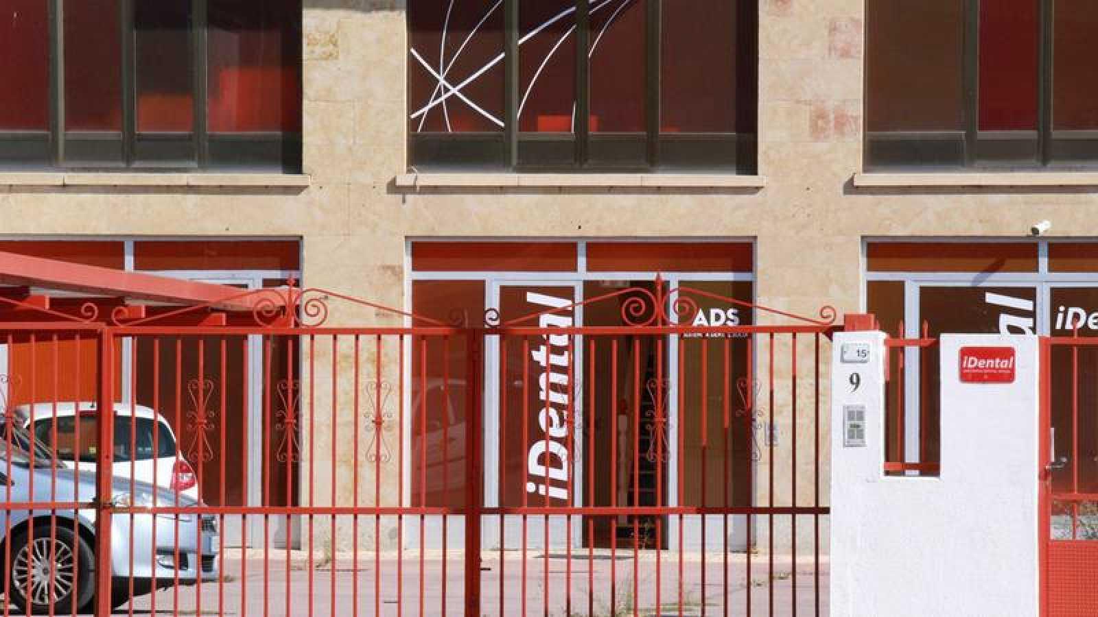 Imagen de archivo de la sede iDental en la ciudad de Salamanca