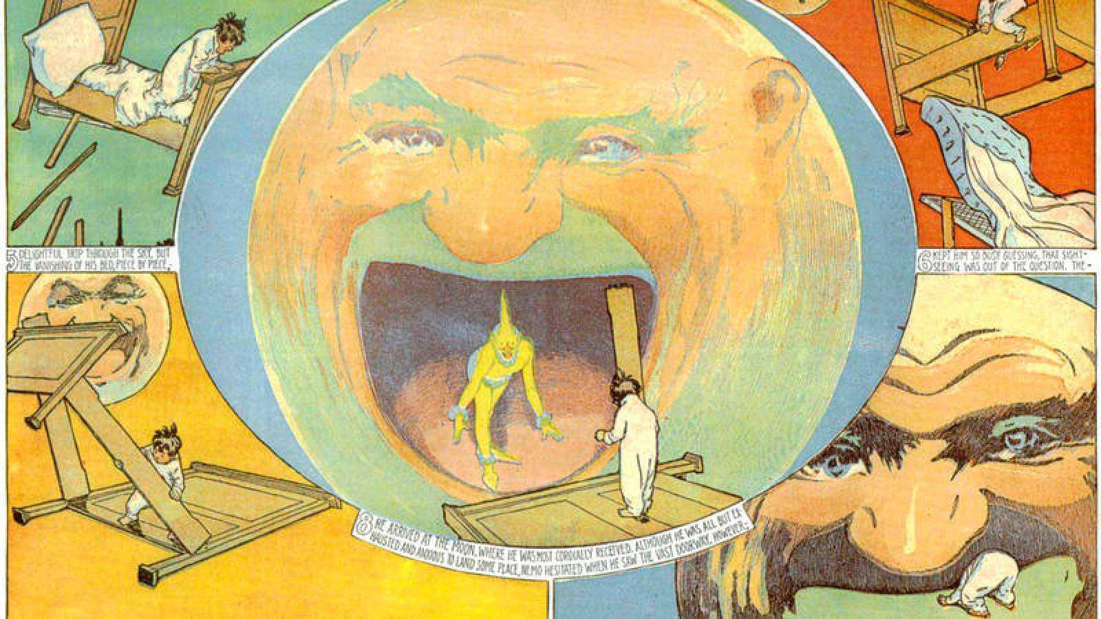 Fragmento de la portada del libro  Nuevas visiones sobre el cómic. Un  enfoque interdisciplinar bf24b9cf0b46
