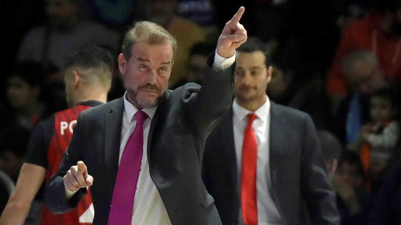 Néstor García presenta su dimisión como entrenador de Montakit Fuenlabrada