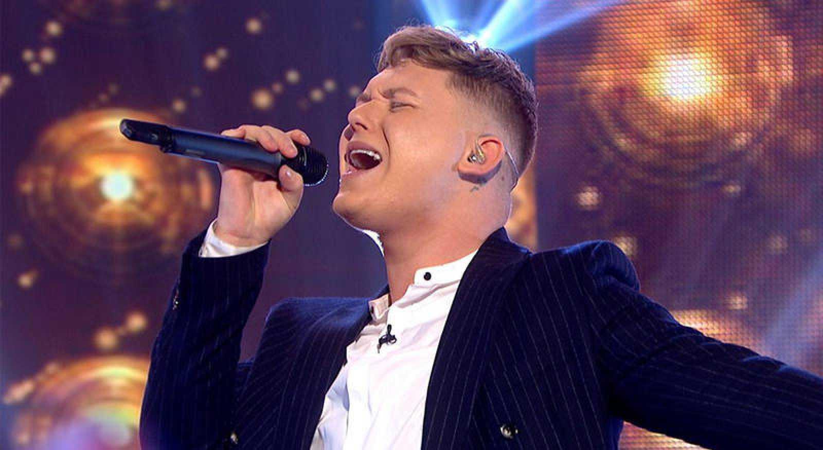 """Eurovisión 2019 - Michael Rice representará a Reino Unido con """"Bigger than us"""""""