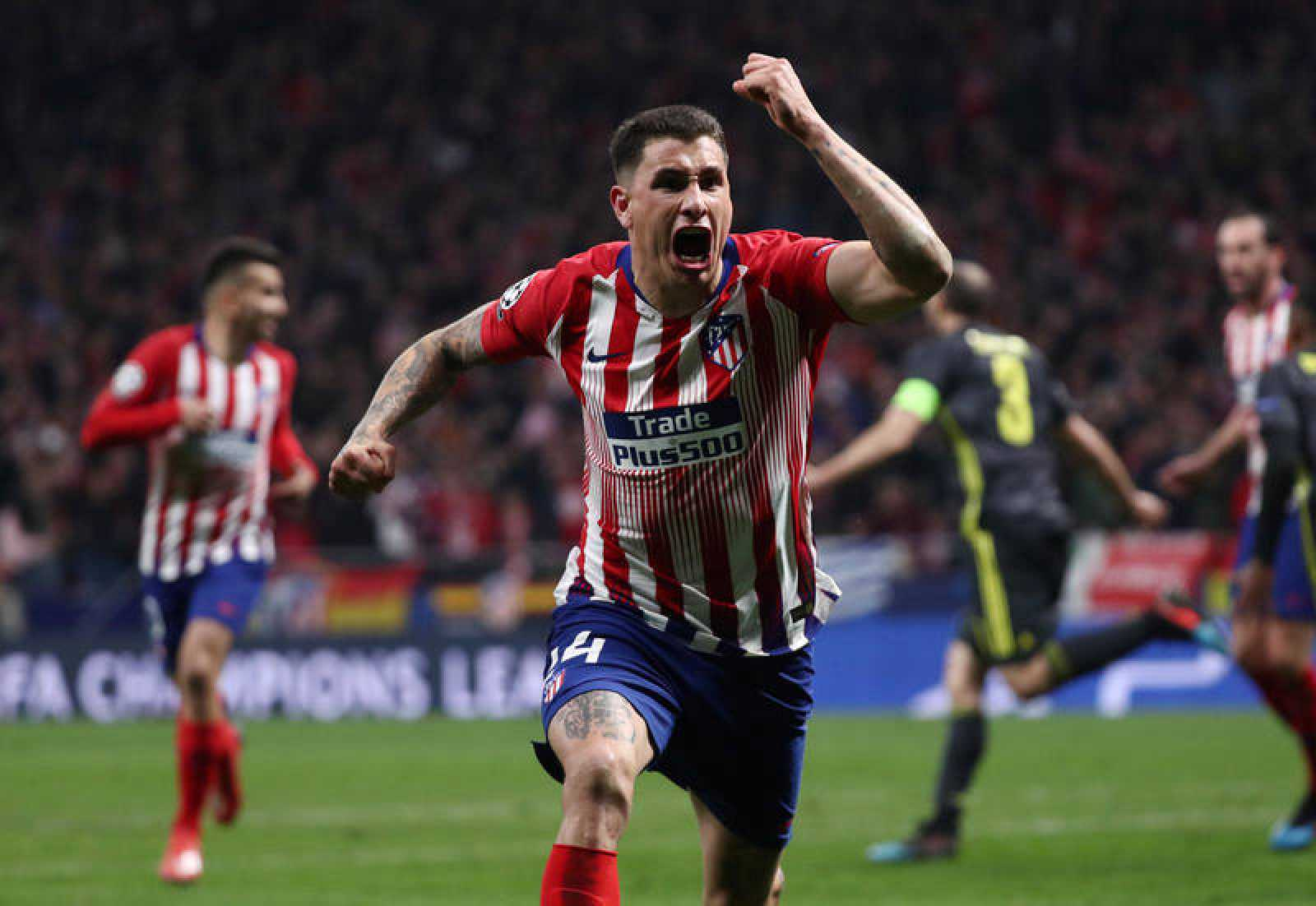 Champions League - Round of 16 First Leg - Atletico Madrid v Juventus