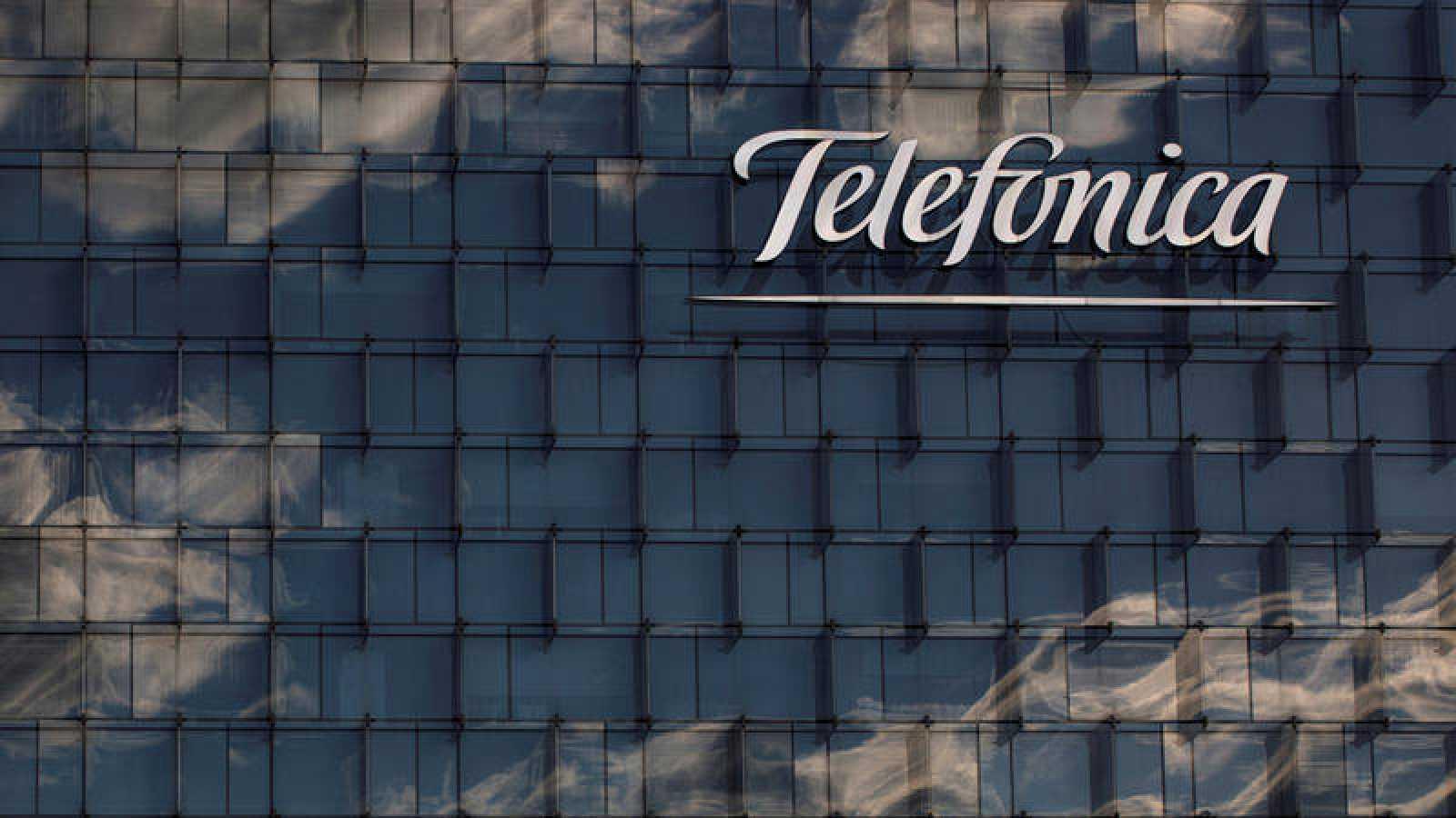 Sede central de Telefónica en Madrid
