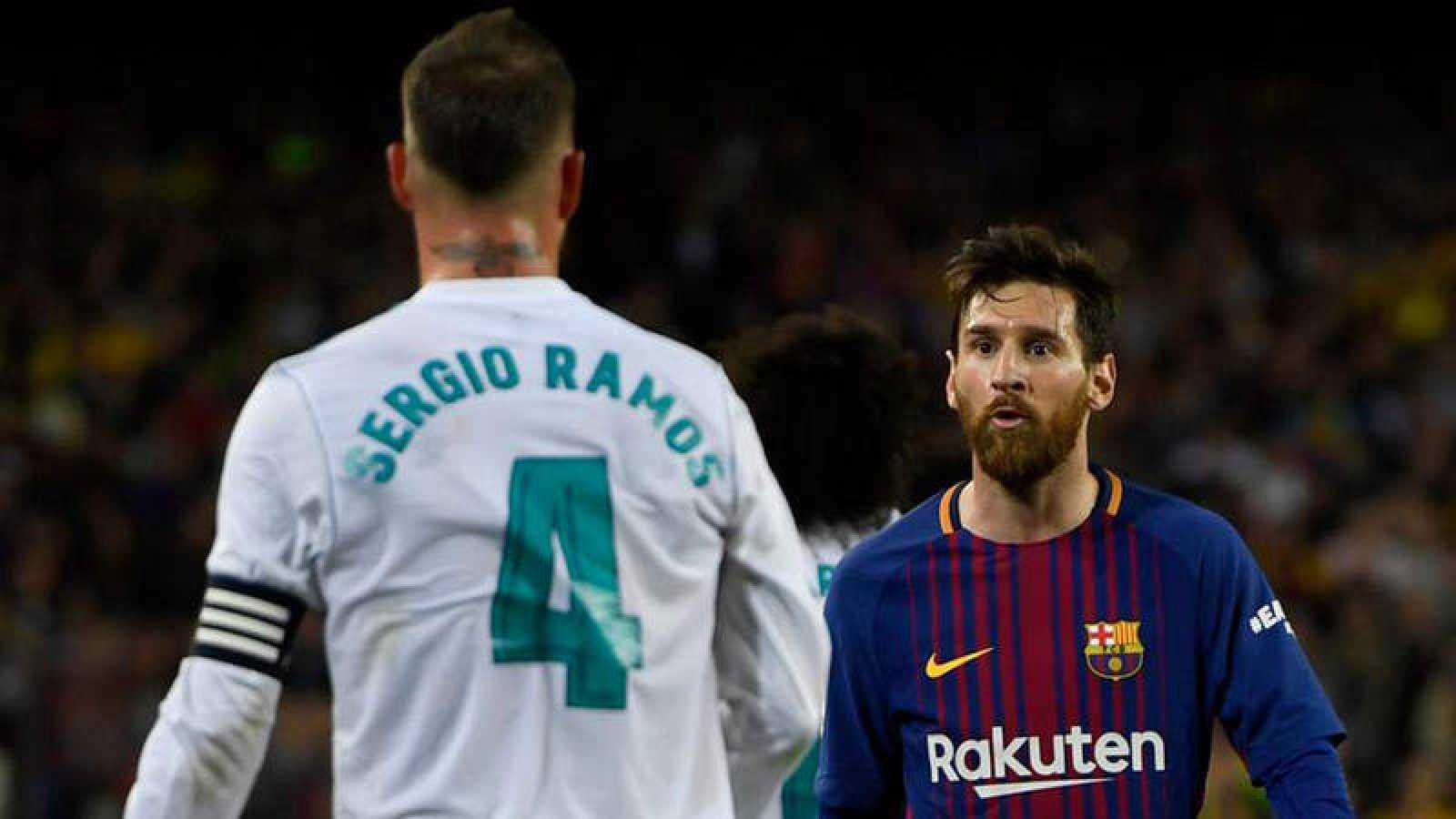 Sergio Ramos y Leo Messi 49deb01d4457d
