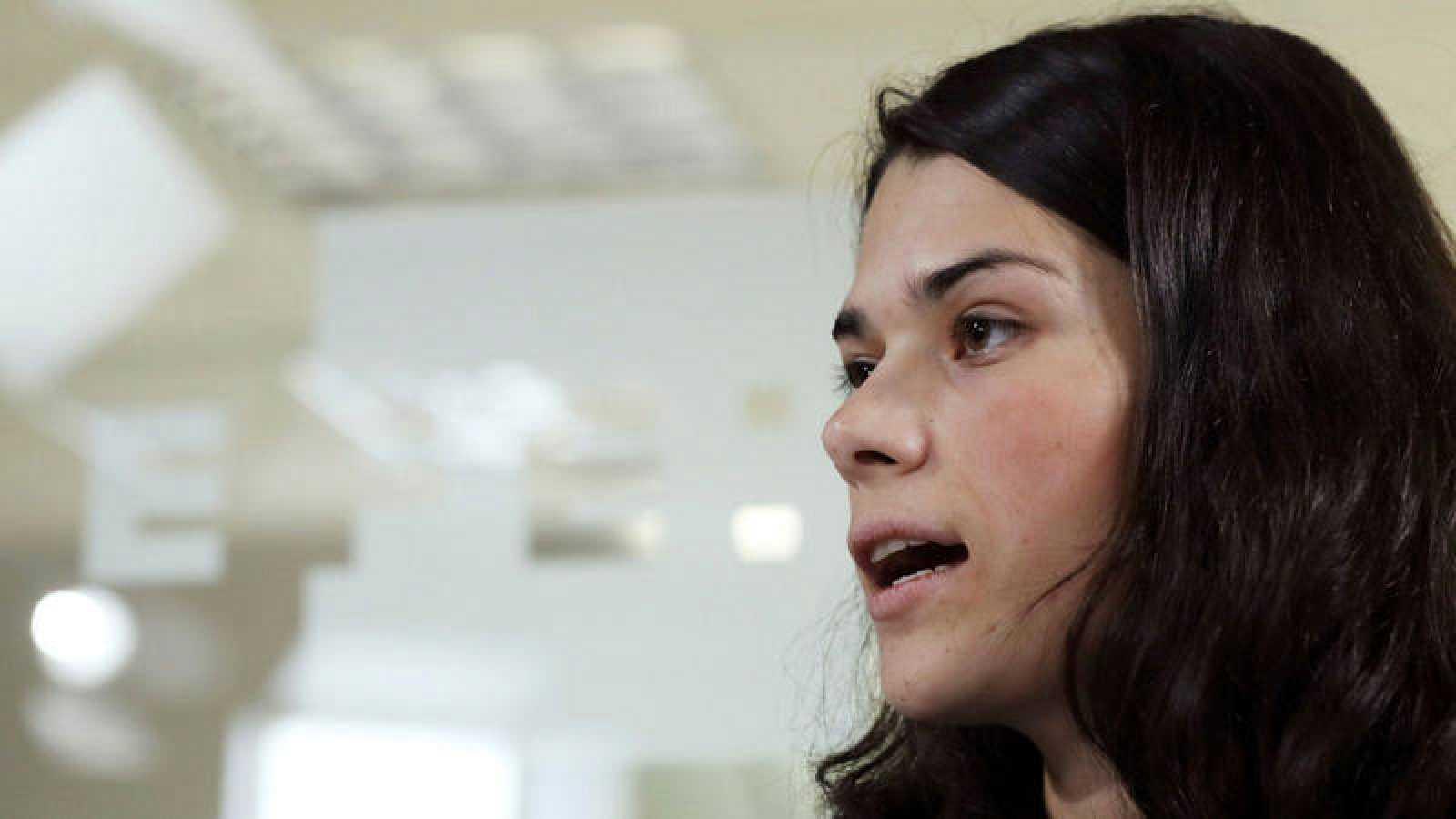 La dirección de Podemos apoya a Isabel Serra como su candidata a la Comunidad
