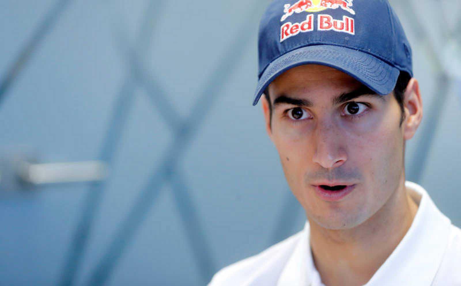 El triatleta español Mario Mola, vigente campeón del mundo.