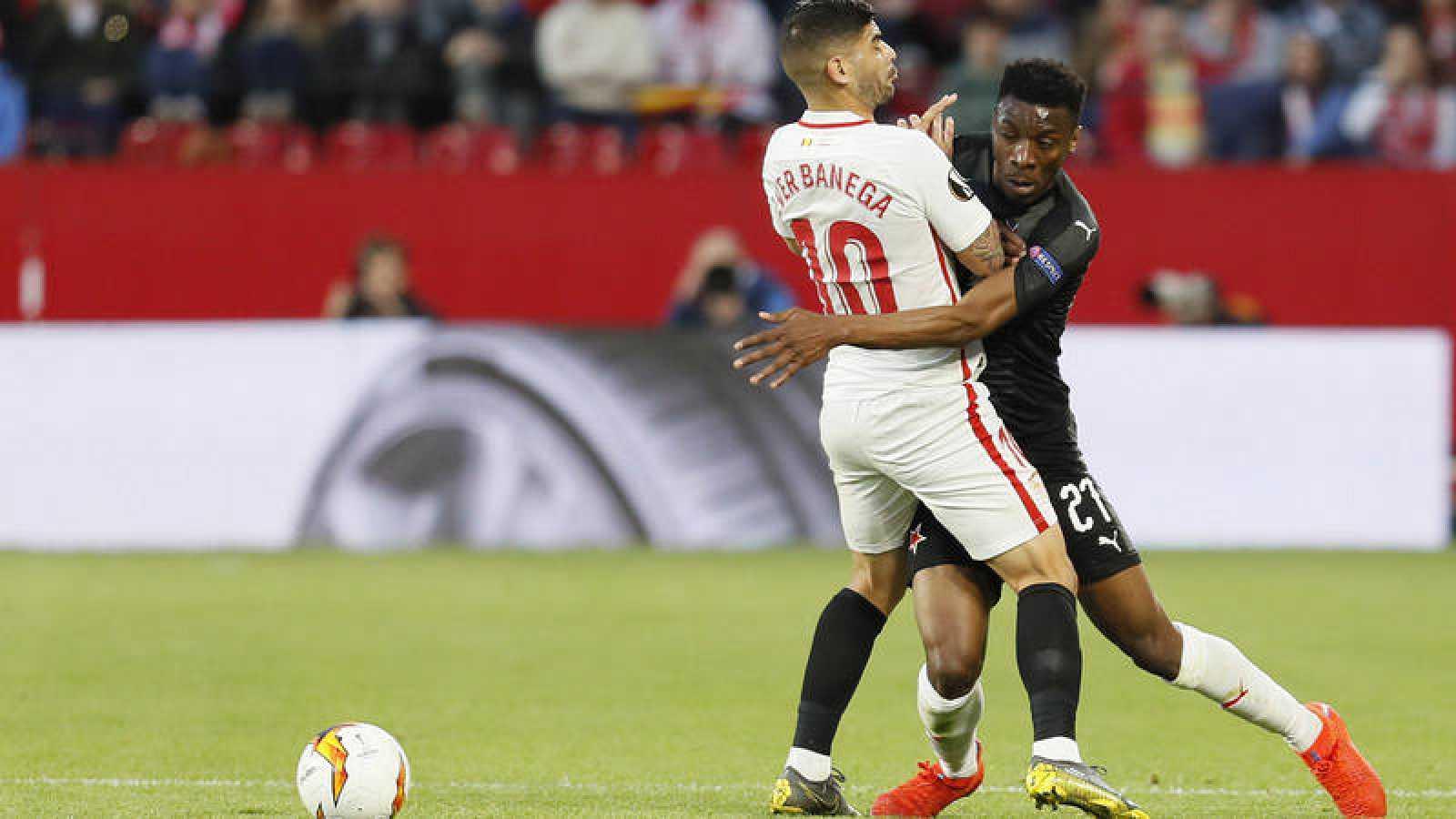 Liga Europa: Sevilla-Slavia Praga
