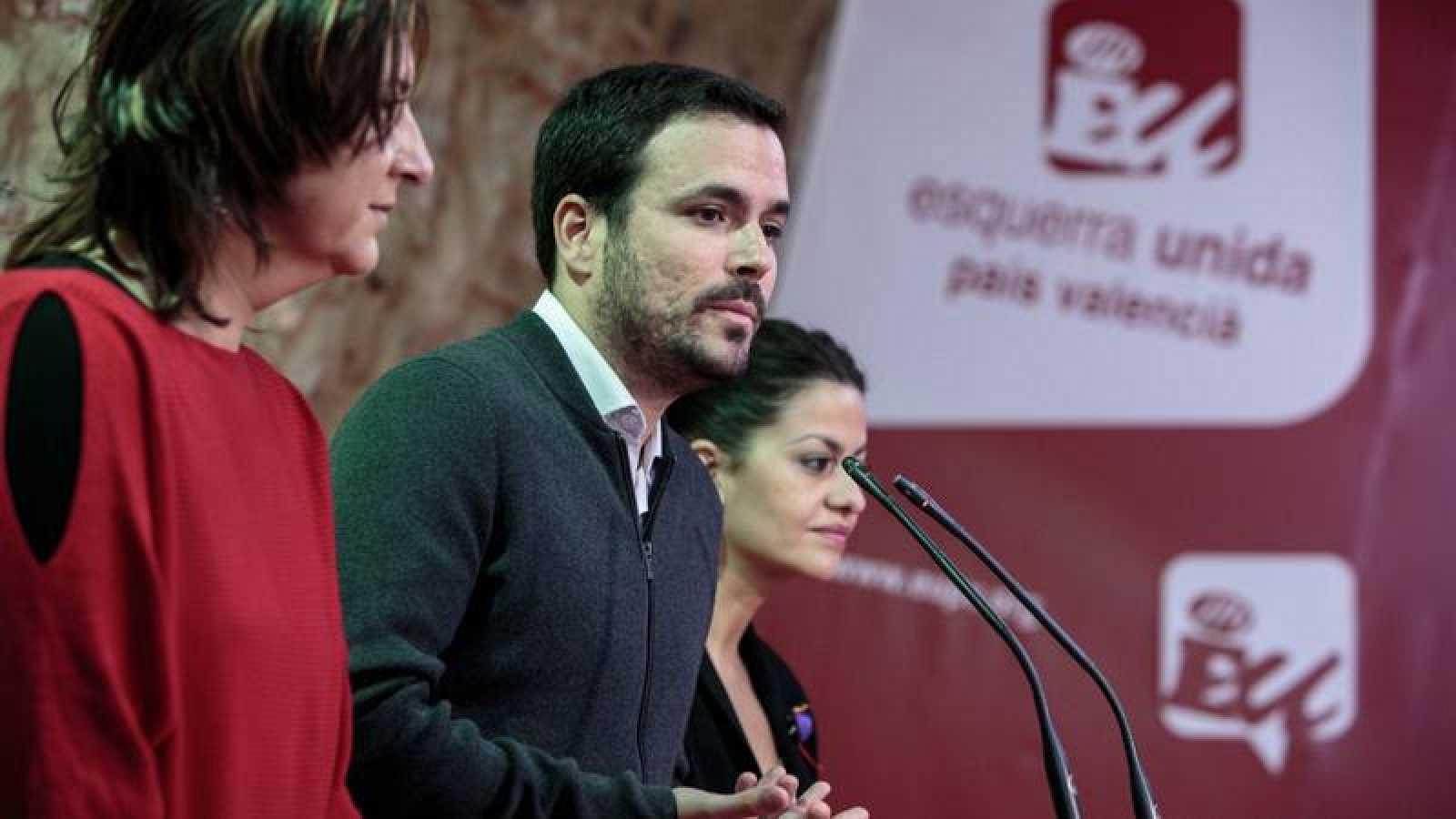 El coordinador federal de Izquierda Unida, Alberto Garzón, en una imagen de archivo