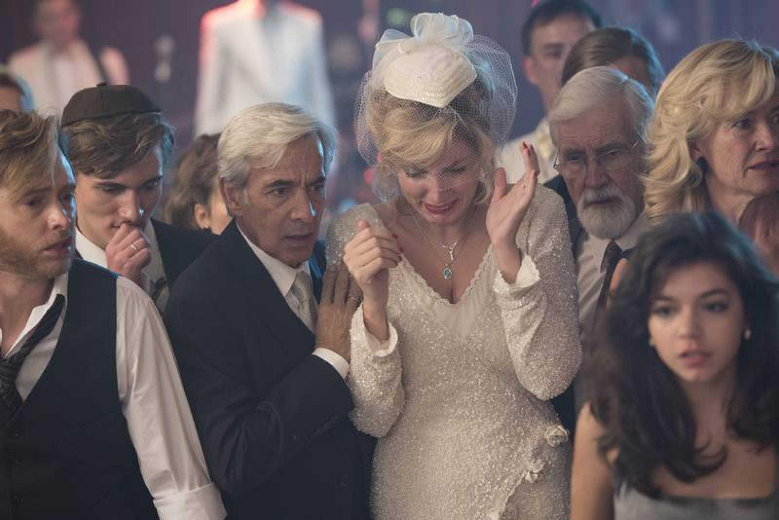La boda de Toni y Deborah