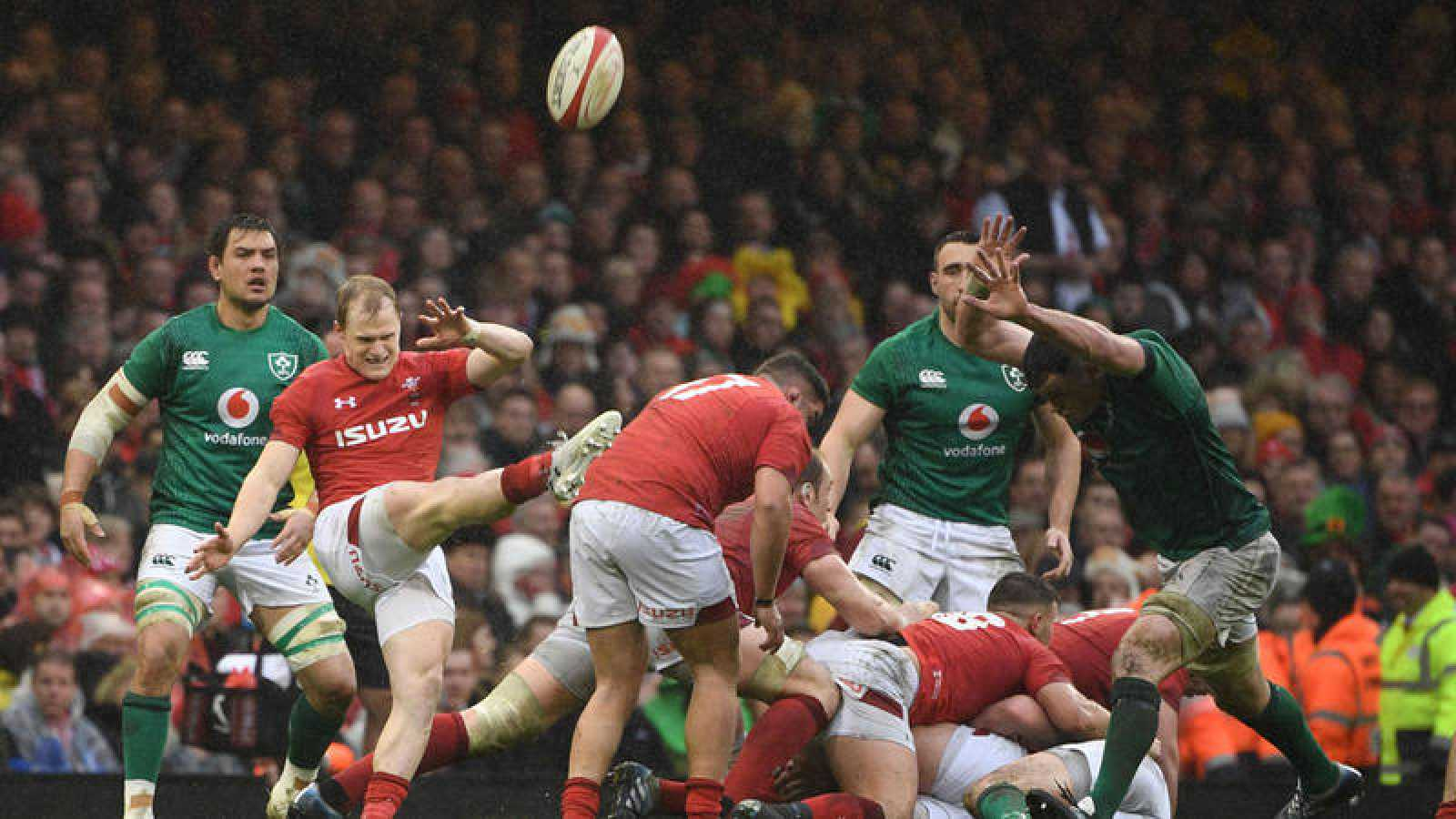 Gales vs Irlanda
