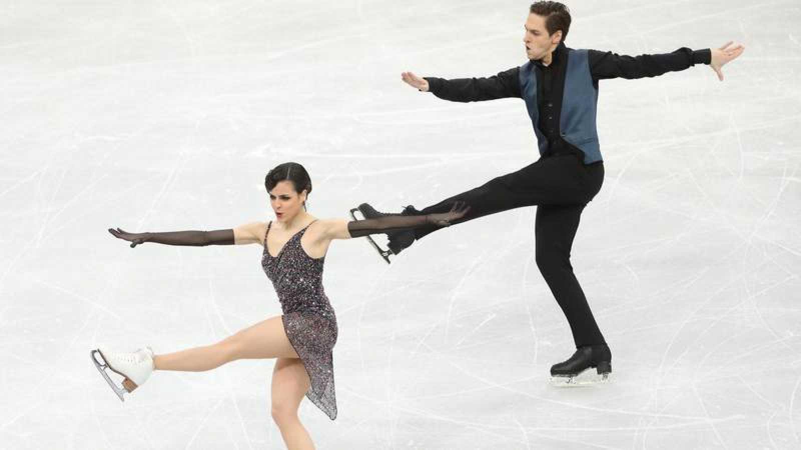 El patinaje español inicia  la era post Javier Fernández en el Mundial de Saitama