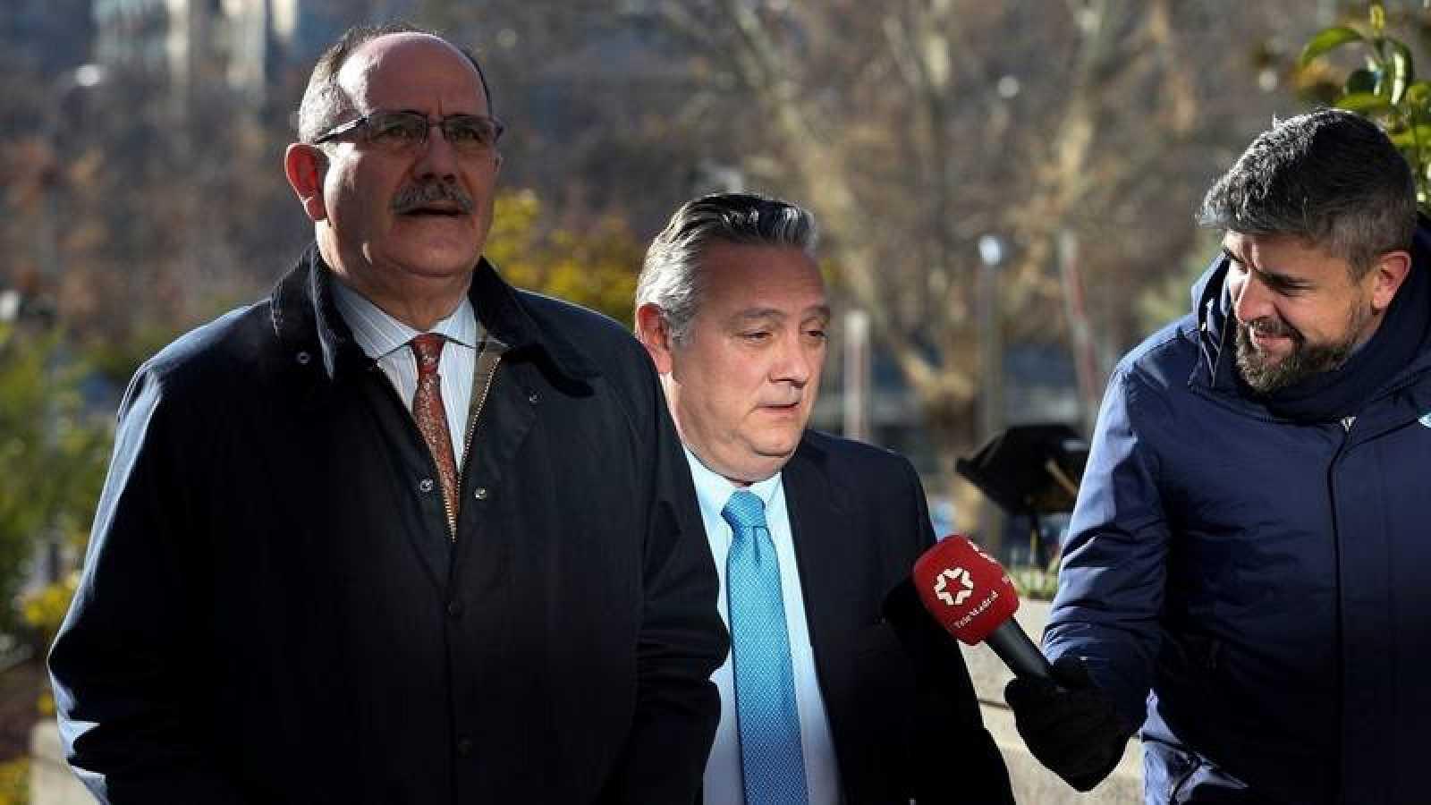 El exconsejero de la Comunidad de Madrid, Alfredo Prada, imputado por la Ciudad de la Justicia