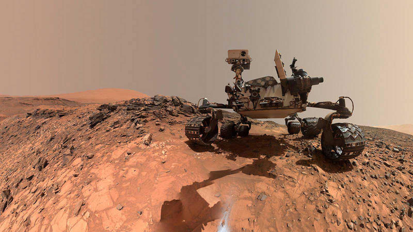 Curiosity ha recorrido 12 kilómetros durante 6 años en los que ha perforado 17 rocas para analizarlas.