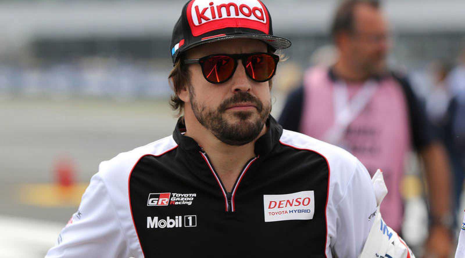 Fernando Alonso probará un Toyota en Sudáfrica.