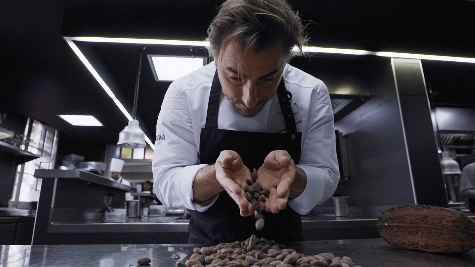 Un proyecto del repostero Jordi Roca intenta devolver el sentido del gusto a personas que sufren trastornos del sabor