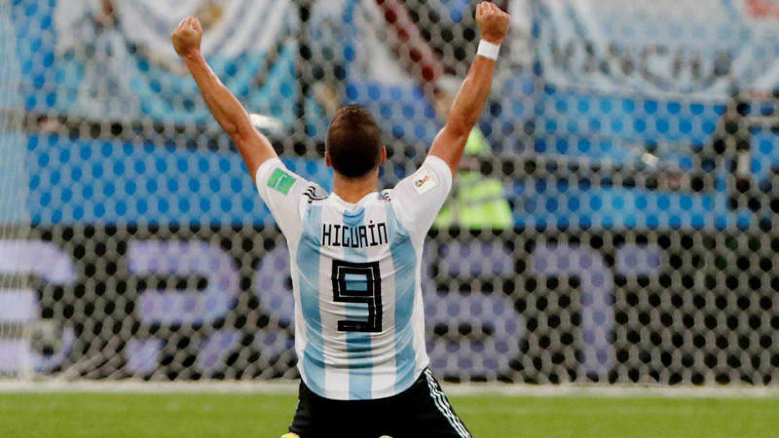 """Higuaín deja la selección argentina: """"Para alegría de muchos mi ciclo ya está"""""""