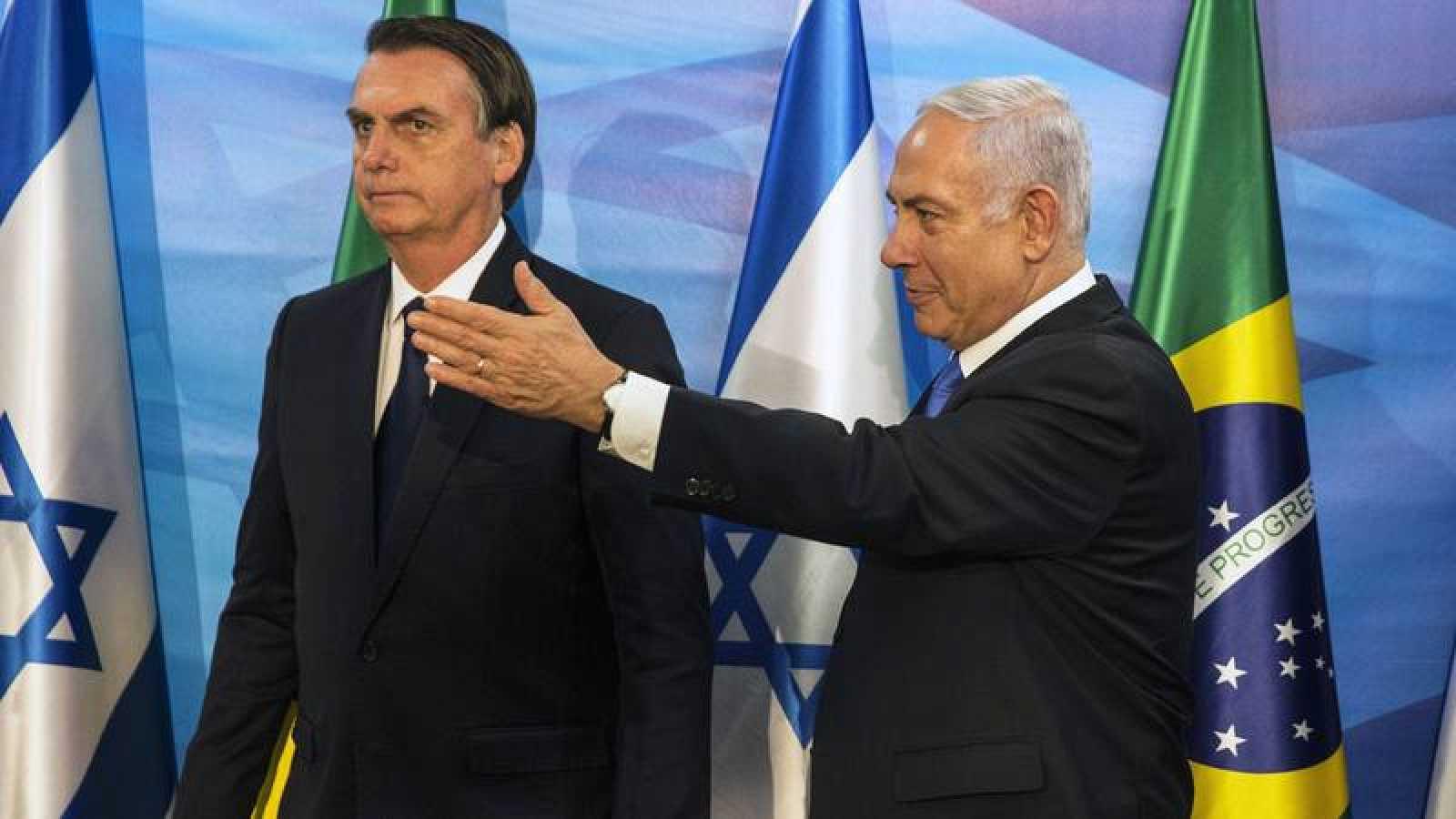 Bolsonaro abrirá oficina diplomática en Jerusalén