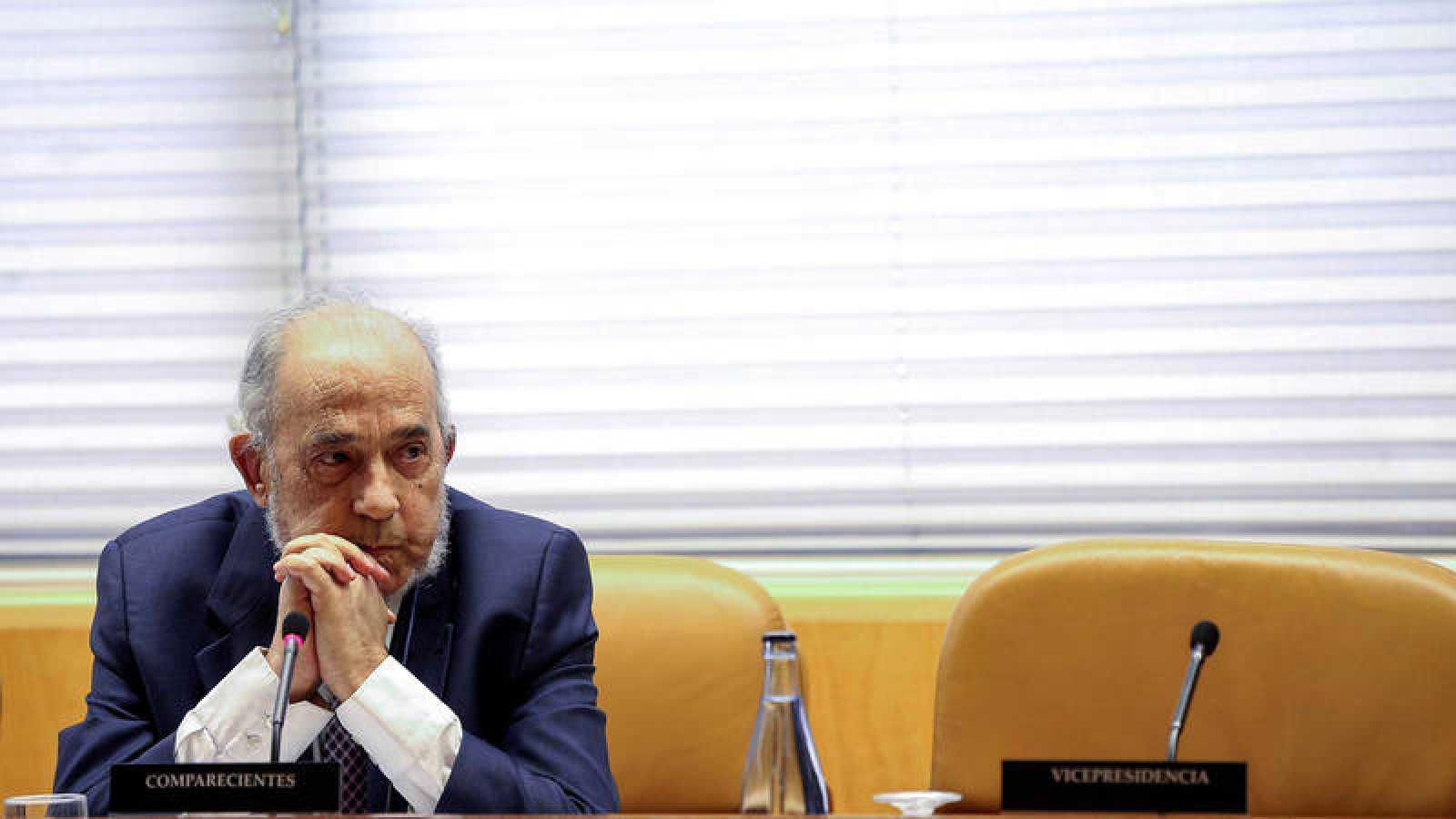 Enrique Álvarez Conde, en una imagen del pasado mes de febrero