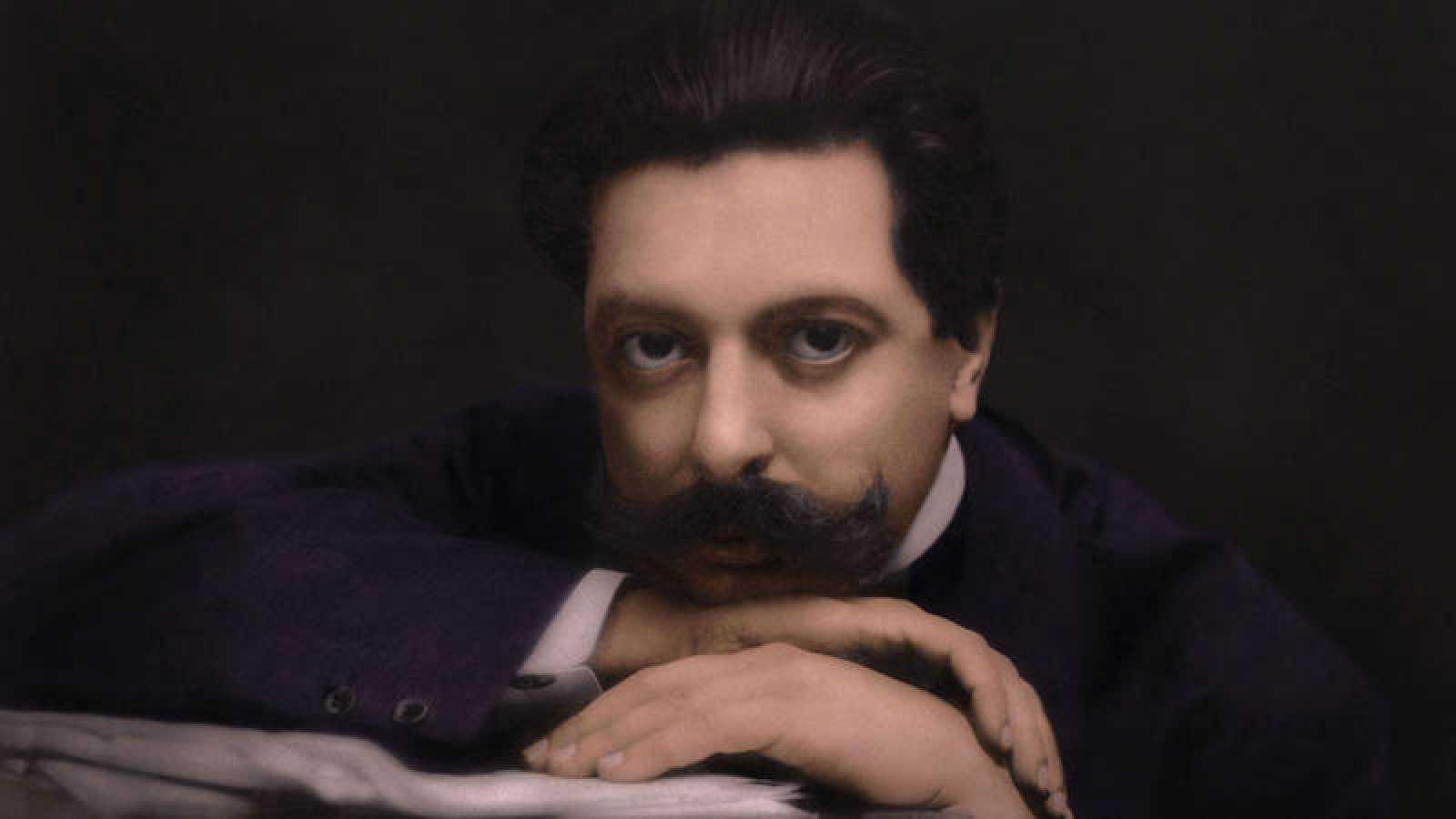 Enrique Granados, en una imagen de archivo