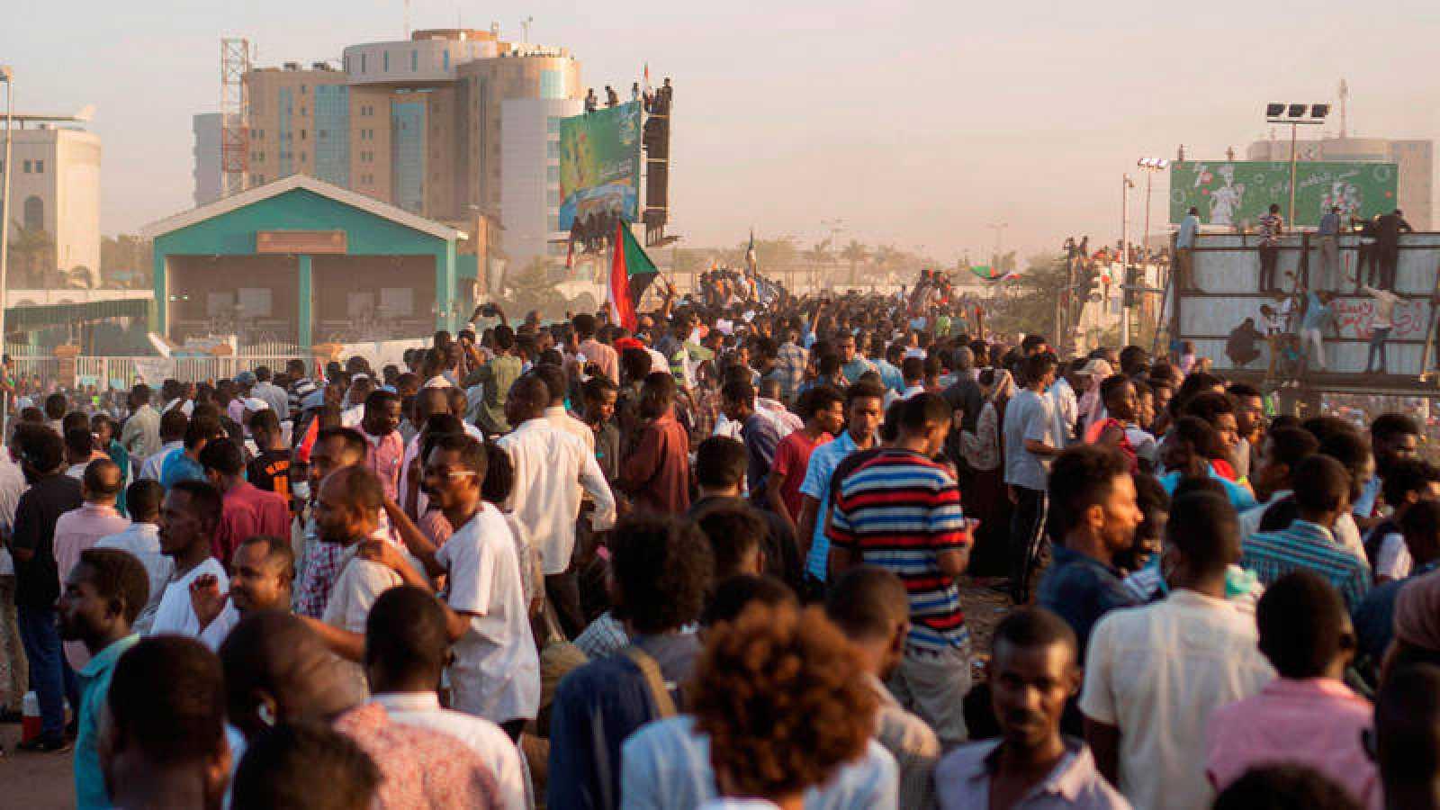 Las protestas se desataron a mediados de diciembre pero han ganado protagonismo desde la gran sentada delsábado