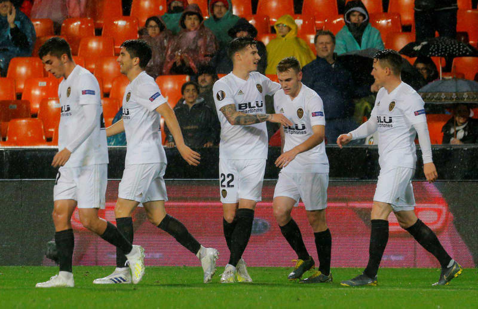 Europa League - Valencia vs Villarreal
