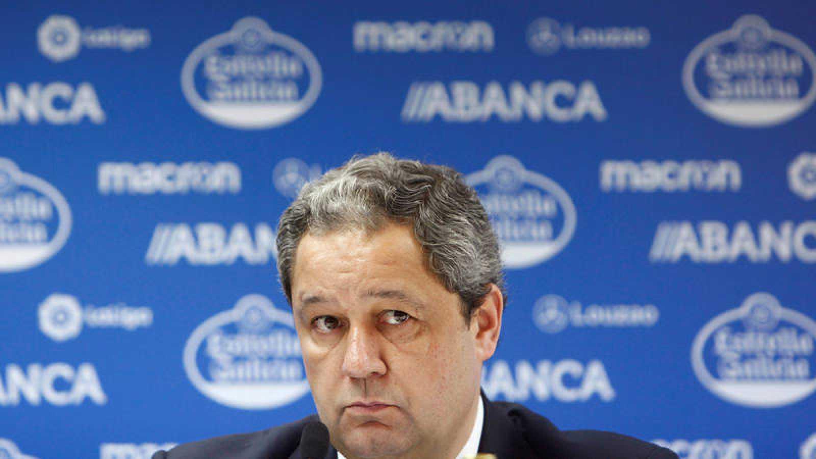 Tino Fernández, en una imagen de archivo.