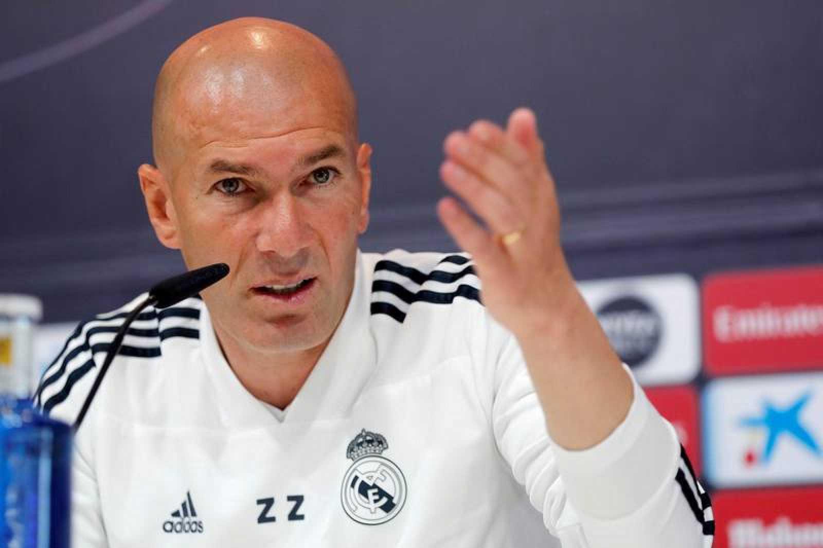 """Zidane: """"El primer objetivo  de la temporada que viene es LaLiga"""""""