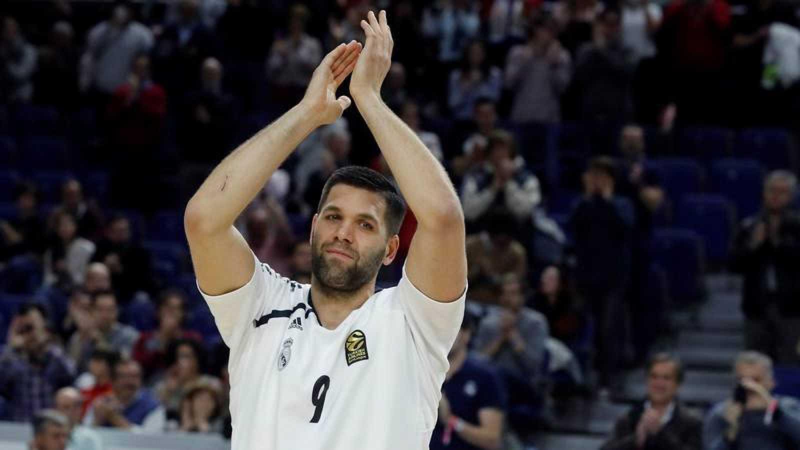 Felipe Reyes renueva por una temporada con el Real Madrid