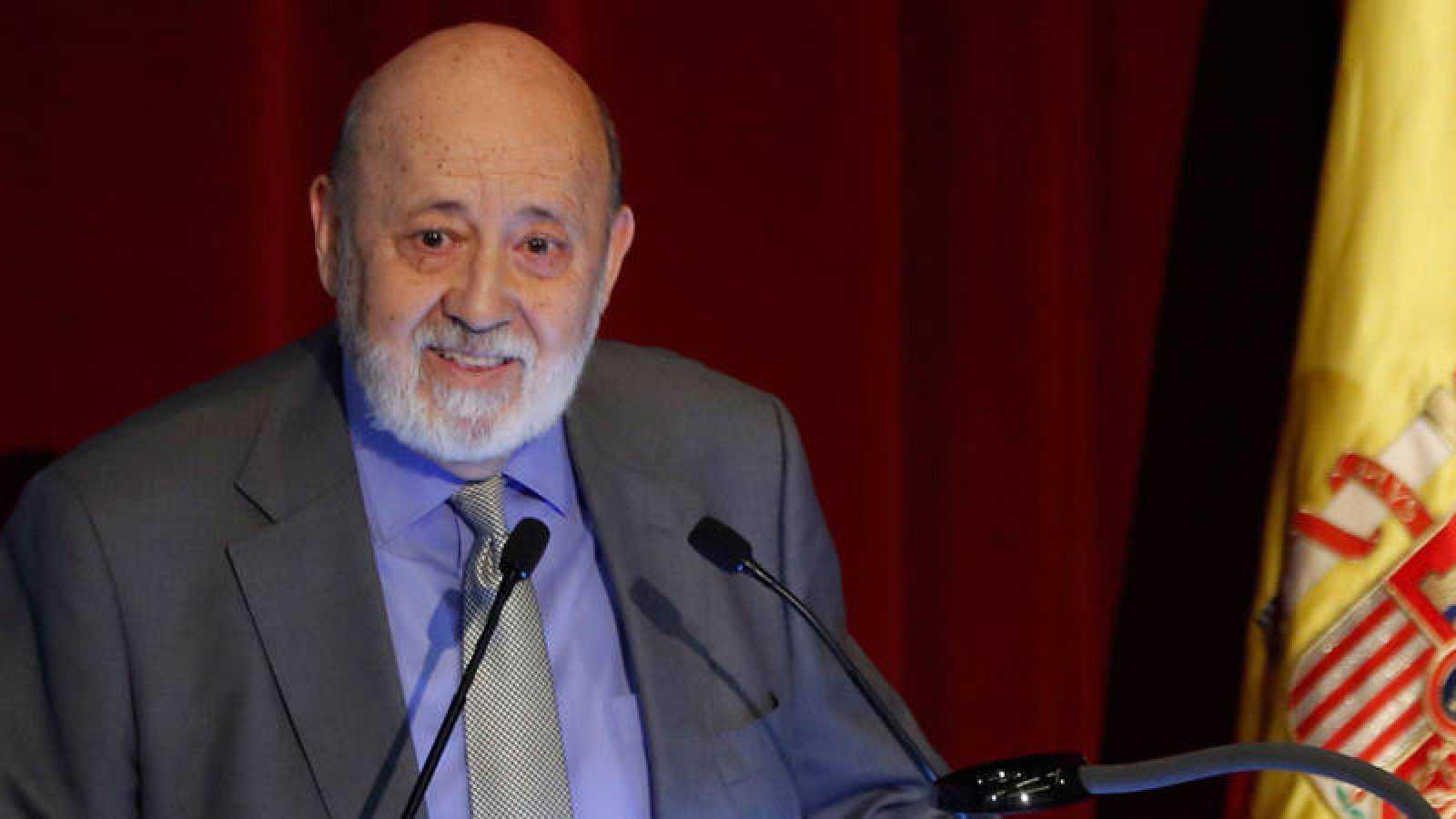 El presidente del Centro de Investigaciones Sociológicas (CIS), José Félix Tezanos.