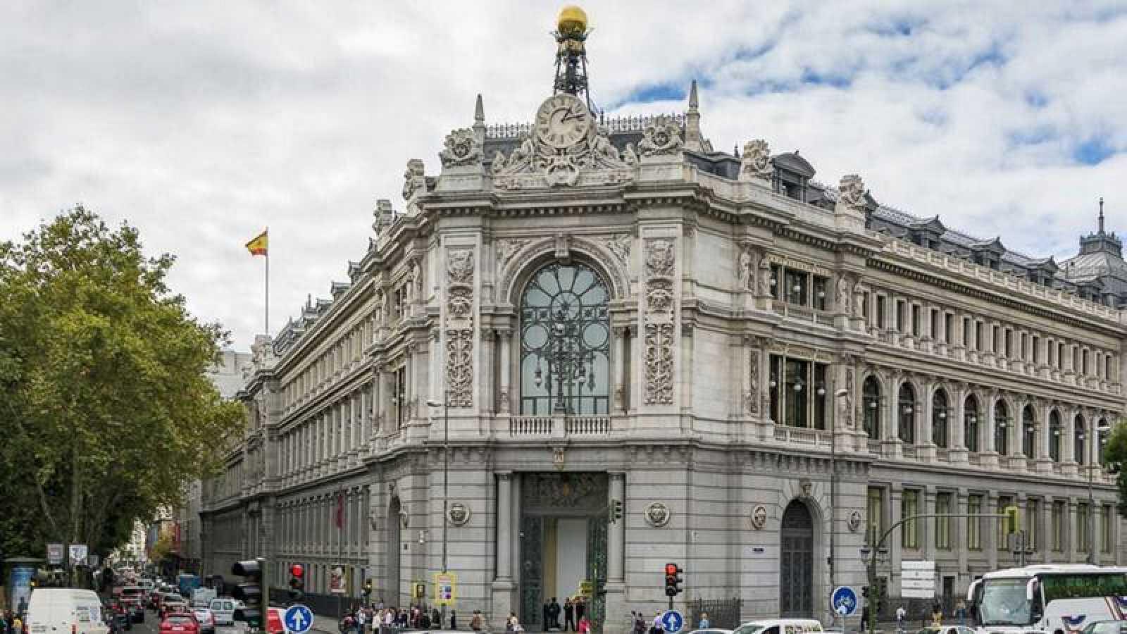Imagen de archivo del Banco de España