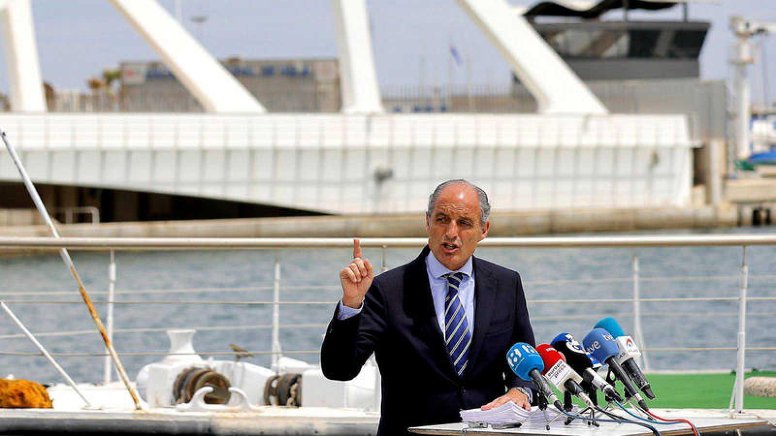 El expresidente de la Generalitat ha anunciado que se quererallá contra la jueza que le ha procesado