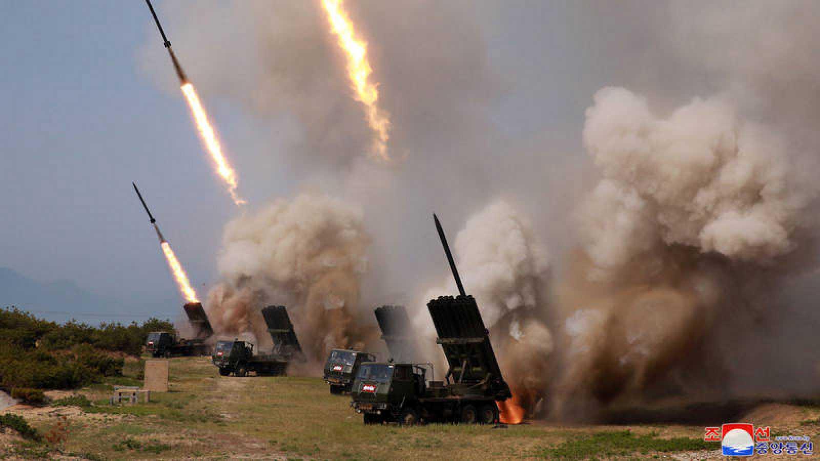 La nueva maniobra militar se produce en pleno atasco de las negociaciones sobre desnuclearización.