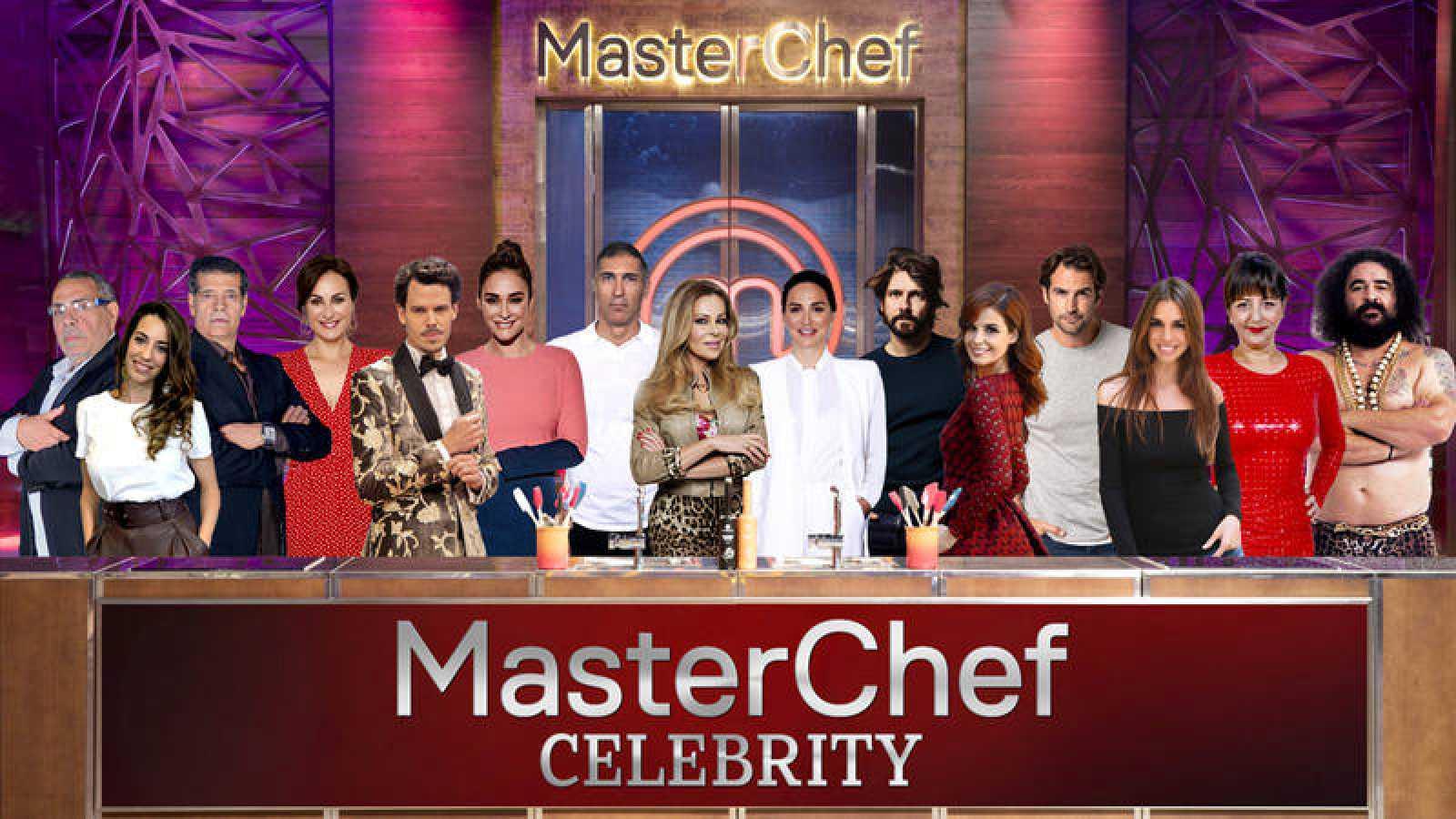 MasterChef Celebrity 4x11 Espa&ntildeol Disponible