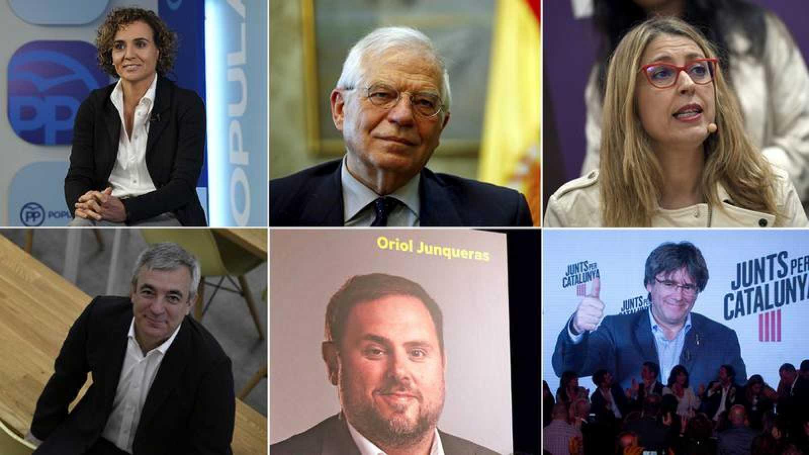 Candidatos a las elecciones europeas por España